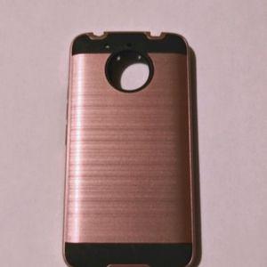 Motto e4 Plus Phone Case